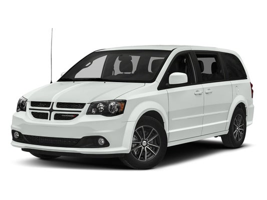 Jeff Belzer Dodge >> 2018 Dodge Grand Caravan Gt